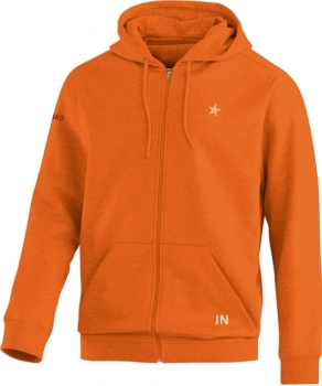 Kapuzenjacke Starwalk Academy (orange)