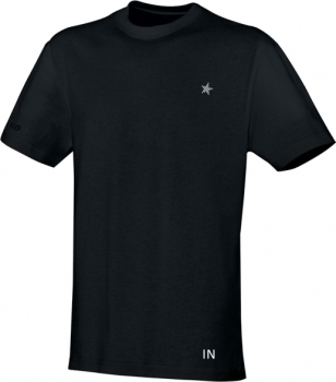 "T-Shirt ""STAR WALKING"" (schwarz)"